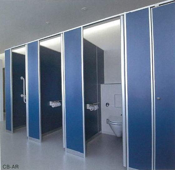 ブース 小松 ウォール トイレ